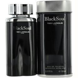 Black Soul By Ted Lapidus All Over Shampoo 3.3 Oz - AuFreshScents.Com