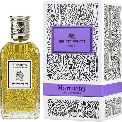 Marquetry Etro By Etro Eau De Parfum Spray 3.3 Oz - AuFreshScents.Com