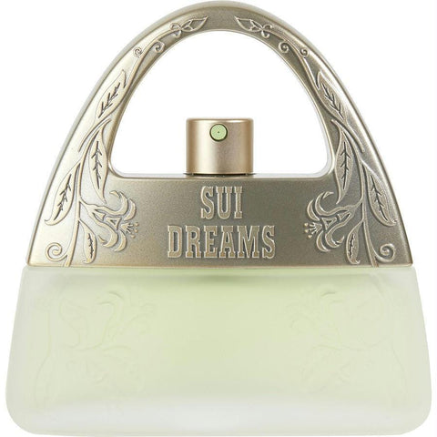 Sui Dreams In Green By Anna Sui Edt Spray 1 Oz *tester