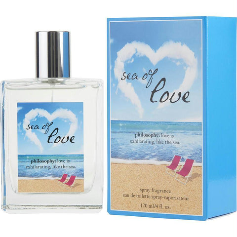 Buy Philosophy Sea Of Love By Philosophy Edt Spray 4 Oz at AuFreshScents.com.com