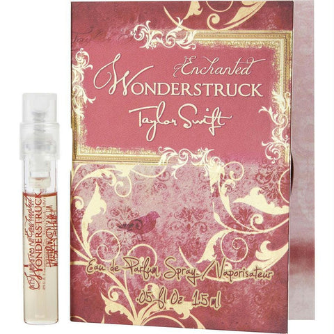 Wonderstruck Enchanted Taylor Swift By Taylor Swift Eau De Parfum Spray Vial - AuFreshScents.Com
