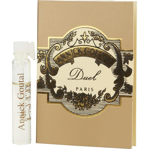 Buy Duel By Annick Goutal Edt Vial On Card at AuFreshScents.com.com