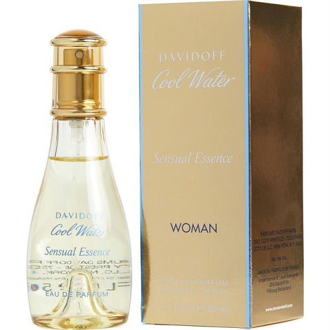 Cool Water Sensual Essence By Davidoff Eau De Parfum Spray 1.7 Oz - AuFreshScents.Com