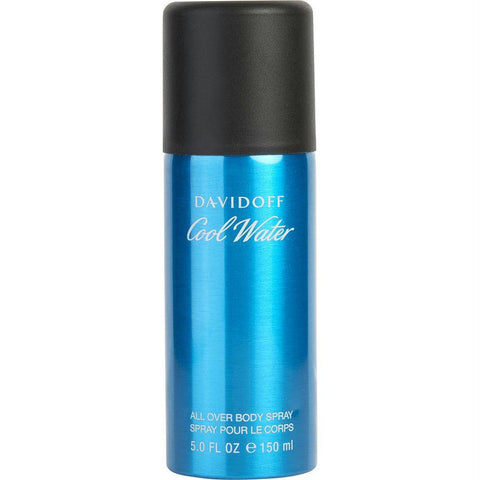 Cool Water By Davidoff All Over Body Spray 5 Oz - AuFreshScents.Com
