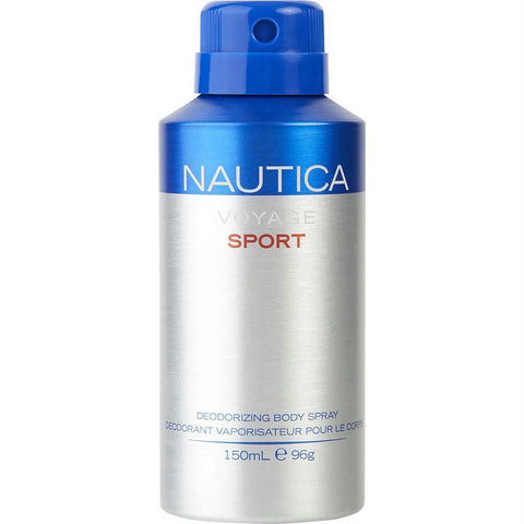 Nautica Voyage Sport By Nautica Deodorant Spray 5 Oz - AuFreshScents.Com