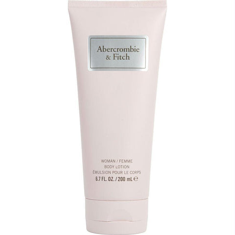 Abercrombie & Fitch First Instinct By Abercrombie & Fitch Body Lotion 6.7 Oz - AuFreshScents.Com