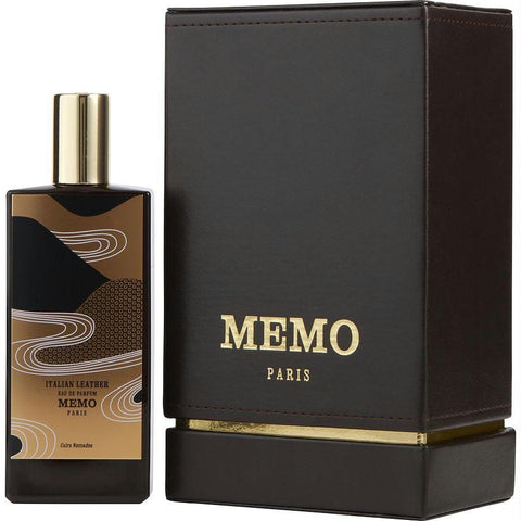 Memo Paris Italian Leather By Memo Paris Eau De Parfum Spray 2.5 Oz - AuFreshScents.Com