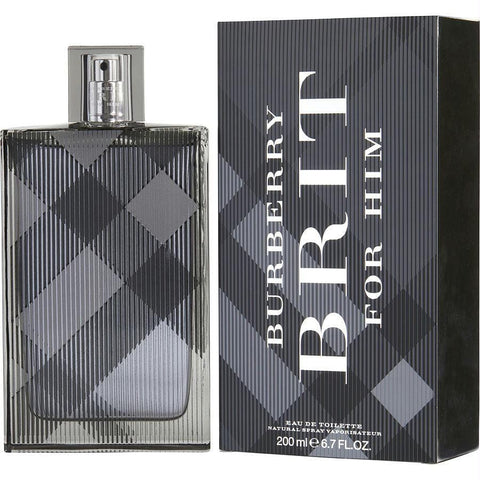 Burberry Brit By Burberry Edt Spray 6.7 Oz (new Packaging) - AuFreshScents.Com