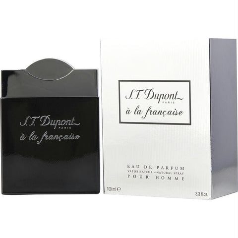 St Dupont A La Francaise By St Dupont Eau De Parfum Spray 3.3 Oz - AuFreshScents.Com