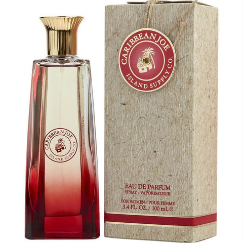 Buy Caribbean Joe By Caribbean Joe Eau De Parfum Spray 3.4 Oz at AuFreshScents.com.com