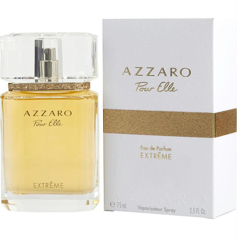 Azzaro Pour Elle Extreme By Azzaro Eau De Parfum Spray 2.5 Oz - AuFreshScents.Com