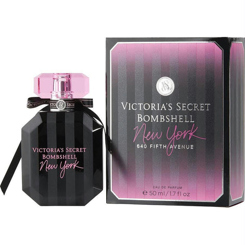 Bombshell New York By Victoria's Secret Eau De Parfum Spray 1.7 Oz - AuFreshScents.Com