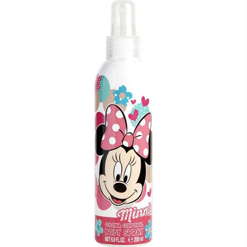 Minnie Mouse By Disney Body Spray 6.8 Oz (new Packaging) - AuFreshScents.Com