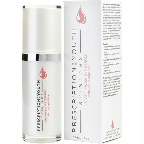 Buy Instant Erase Eye Serum With Neuropeptides – 30ml -1oz at AuFreshScents.com.com