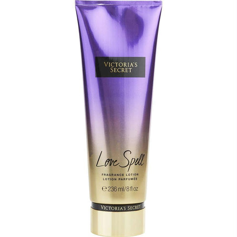Victoria's Secret By Victoria's Secret Love Spell Body Lotion 8 Oz - AuFreshScents.Com