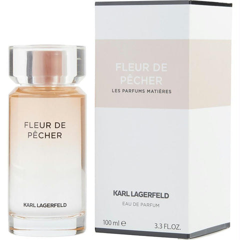 Buy Karl Lagerfeld Fleur De Pecher By Karl Lagerfeld Eau De Parfum Spray 3.3 Oz at AuFreshScents.com.com