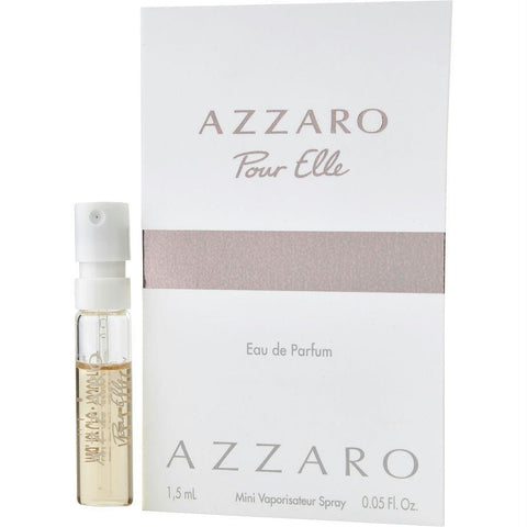 Azzaro Pour Elle By Azzaro Eau De Parfum Spray Vial - AuFreshScents.Com