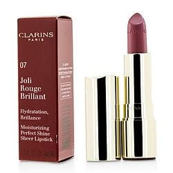 Clarins Joli Rouge Brillant (moisturizing Perfect Shine Sheer Lipstick) - # 07 Raspberry --3.5g-0.12oz By Clarins