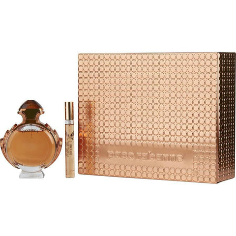 Paco Rabanne Gift Set Paco Rabanne Olympea Intense By Paco Rabanne - AuFreshScents.Com