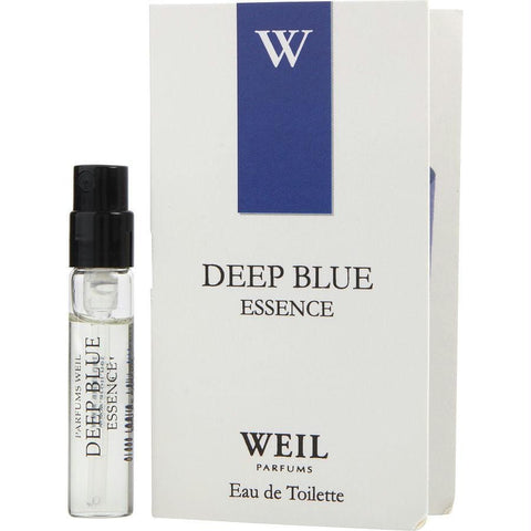 Weil Deep Blue Essence By Weil Edt Spray Vial - AuFreshScents.Com