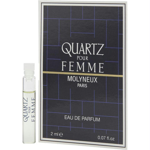 Quartz By Molyneux Eau De Parfum Vial - AuFreshScents.Com