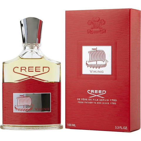 Creed Viking By Creed Eau De Parfum Spray 3.3 Oz - AuFreshScents.Com