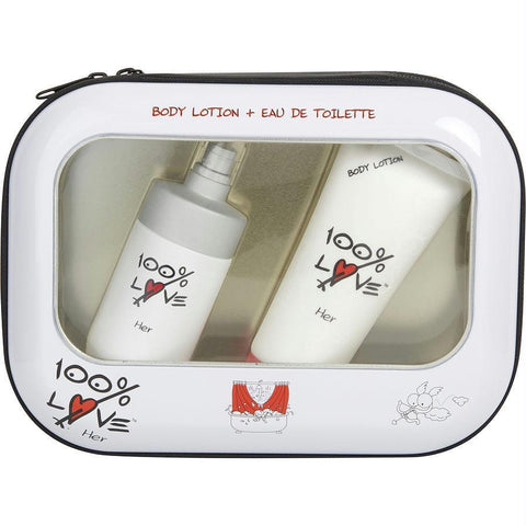 Vapro International Gift Set 100% Love By Vapro International - AuFreshScents.Com