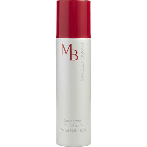 Mb Mariella Burani By Mariella Burani Deodorant Spray 5.1 Oz - AuFreshScents.Com