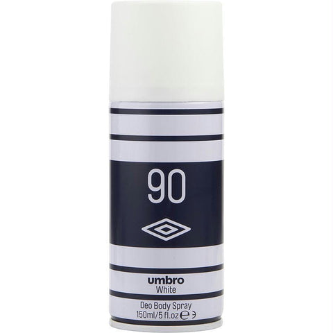 Umbro White By Umbro Deodorant Body Spray 5 Oz - AuFreshScents.Com