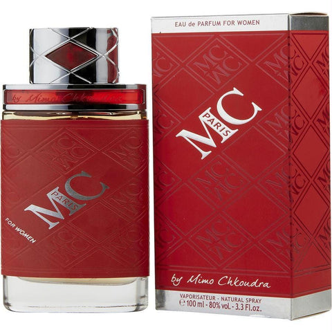 Buy Mc Mimo Chkoudra By Mimo Chkoudra Eau De Parfum Spray 3.3 Oz at AuFreshScents.com.com