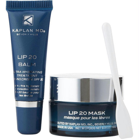 Perfect Pout Lip Mask .35 Oz And Lip Balm Duo .17 Oz - AuFreshScents.Com