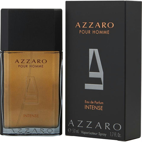 Azzaro Intense By Azzaro Eau De Parfum Spray 1.7 Oz - AuFreshScents.Com