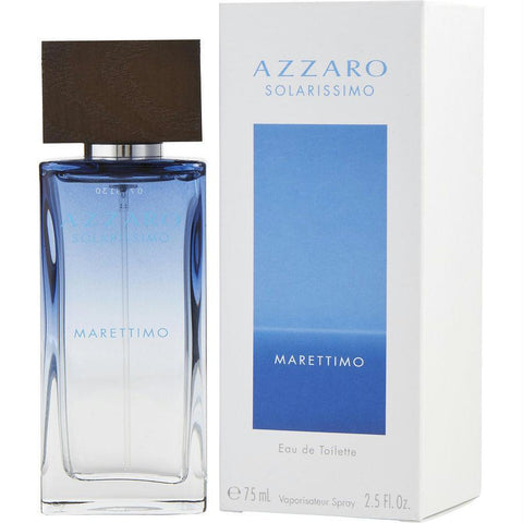Azzaro Solarissimo Marettimo By Azzaro Edt Spray 2.5 Oz - AuFreshScents.Com