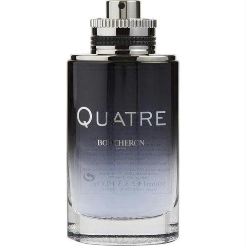 Boucheron Quatre Absolu De Nuit By Boucheron Eau De Parfum Spray 3.3 Oz *tester - AuFreshScents.Com