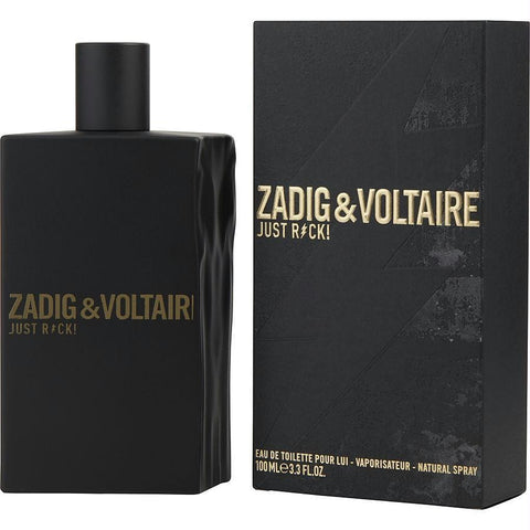 Buy Zadig & Voltaire Just Rock By Zadig & Voltaire Edt Spray 3.3 Oz at AuFreshScents.com.com