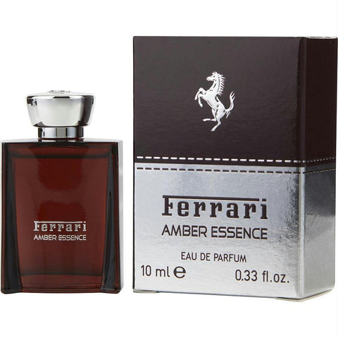 Ferrari Amber Essence By Ferrari Eau De Parfum Spray Vial - AuFreshScents.Com