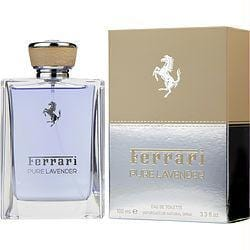 Ferrari Pure Lavender By Ferrari Edt Spray 3.3 Oz - AuFreshScents.Com