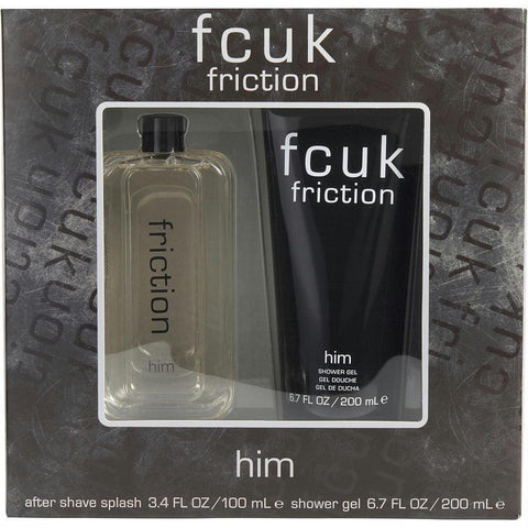French Connection Gift Set Fcuk Friction By French Connection - AuFreshScents.Com