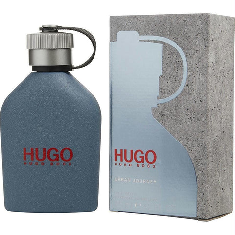 Hugo Urban Journey By Hugo Boss Edt Spray 4.2 Oz - AuFreshScents.Com