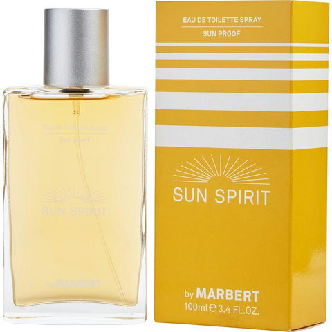 Buy Marbert Sun Spirit By Marbert Edt Spray 3.4 Oz at AuFreshScents.com.com