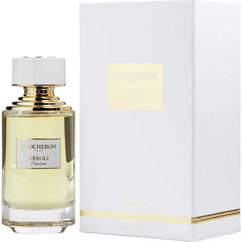 Boucheron Neroli D'isaphan By Boucheron Eau De Parfum Spray 4.1 Oz - AuFreshScents.Com