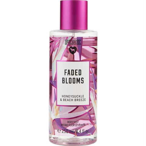 Victoria's Secret Pink Faded Blooms By Victoria's Secret Body Mist 8.4 Oz - AuFreshScents.Com
