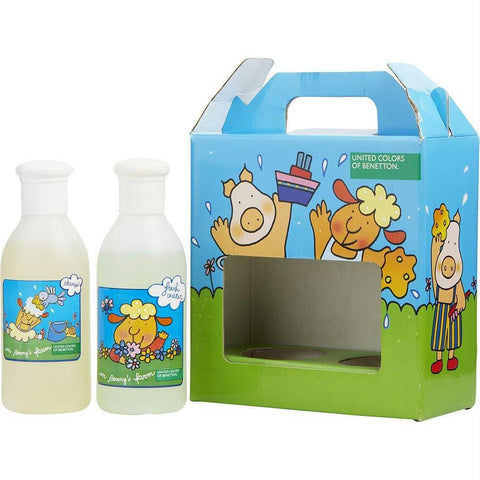 Benetton Gift Set Benetton On Benny's Farm By Benetton - AuFreshScents.Com
