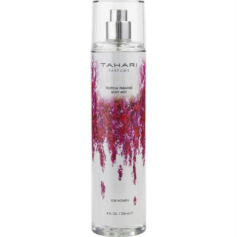 Buy Tahari Parfums Tropical Paradise By Tahari Parfums Body Mist 8 Oz at AuFreshScents.com.com