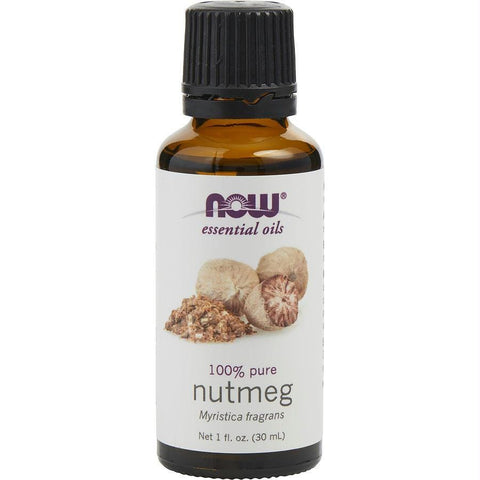 Now Essential Oils Nutmeg Oil 1 Oz By Now Essential Oils - AuFreshScents.Com