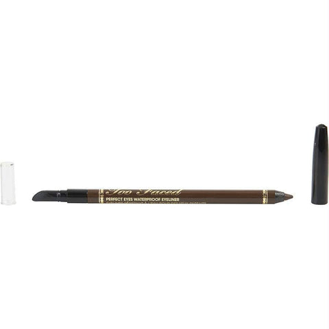 Too Faced Perfect Eyes Waterproof Eyeliner - Perfect Brown --1.13g-0.04oz (unboxed) By Too Faced - AuFreshScents.Com