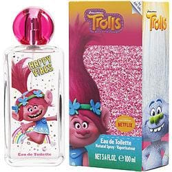 Trolls By Dreamworks Edt Spray 3.4 Oz