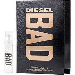 Diesel Bad By Diesel Edt Spray Vial On Card