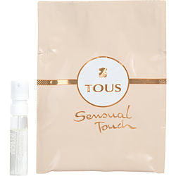 Tous Sensual Touch By Tous Edt Vial On Card Spray