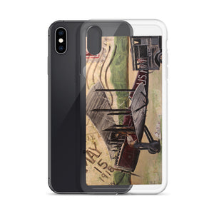 1918 Air Mail iPhone Case
